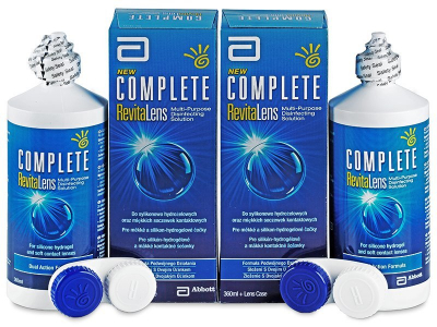 Complete RevitaLens 2x360ml