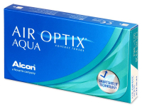 Air Optix Aqua (3 lenzen)
