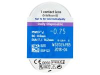 SofLens Daily Disposable (90lenzen)