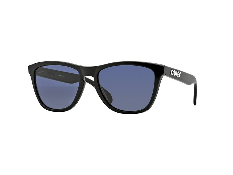 Oakley Frogskins Zonnebril Polished Black-Grey