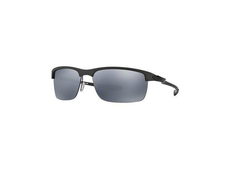 Oakley Carbon Blade Sportbril Mat Carbon-Black Iridium Polarized