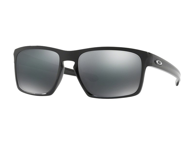 Oakley Sliver Polished Black-Black Iridium