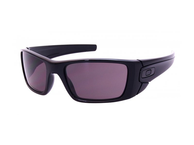 Oakley Fuel Cell Zonnebril Polished Black-Warm Grey