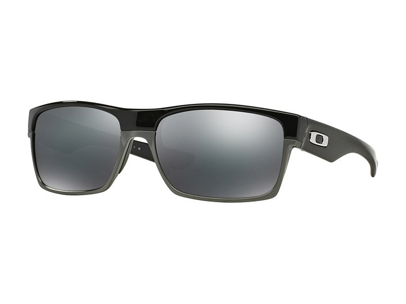 Oakley TwoFace Polished Black-Black Iridium
