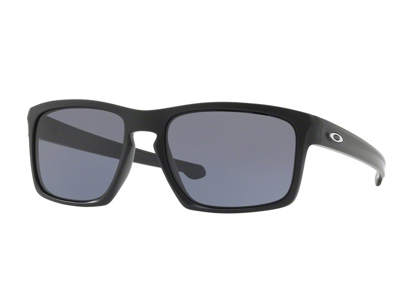 Oakley Sliver Matte Black-Grey