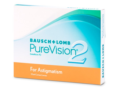 PureVision 2 for Astigmatism (3 lenzen)