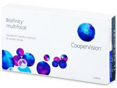 Biofinity Multifocal (6lenzen)