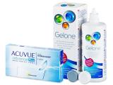 Acuvue Advance PLUS (6lenzen) + Gelone 360 ml