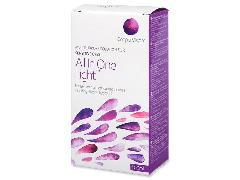Lenzenvloeistof All In One Light 100 ml