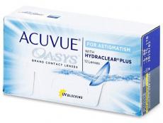 Acuvue Oasys for Astigmatism (12lenzen)