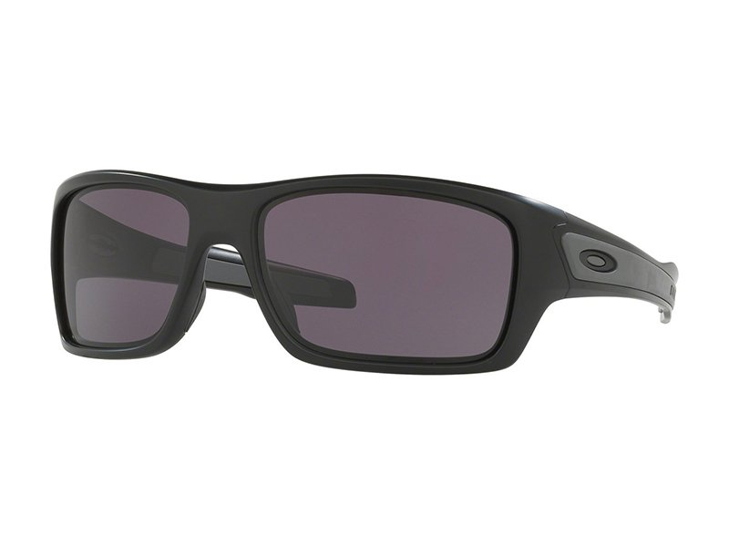 Oakley Turbine Matte Black-Warm Grey
