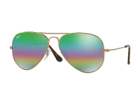 Alensa.nl - Contactlenzen - Ray-Ban Aviator Mineral Flash Lenses RB3025 9018C3