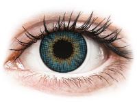 Alensa.nl - Contactlenzen - Blauwe contactlenzen - met sterkte - Air Optix Colors
