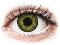 Alensa.nl - Contactlenzen - Groene Gemstone Green contactlenzen - met sterkte - Air Optix Colors