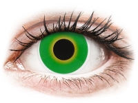 Alensa.nl - Contactlenzen - Groene Hulk Green contactlenzen - ColourVue Crazy