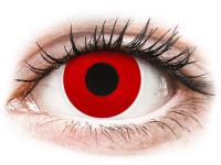 Alensa.nl - Contactlenzen - Rode Red Devil contactenzen - met sterkte - ColourVue Crazy