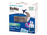 Alensa.nl - Contactlenzen - ReNu Multiplus flight pack 2 x 60 ml