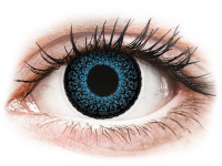 Alensa.nl - Contactlenzen - Blauwe contactlenzen - met sterkte - ColourVUE Eyelush