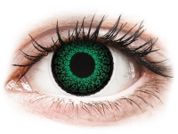 Alensa.nl - Contactlenzen - Groene contactlenzen - met sterkte - ColourVUE Eyelush