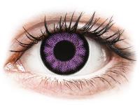 Alensa.nl - Contactlenzen - Paarse Ultra Violet contactlenzen - ColourVUE BigEyes