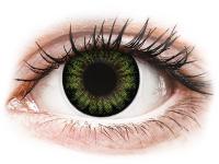 Alensa.nl - Contactlenzen - Groene Party Green contactlenzen - ColourVUE BigEyes