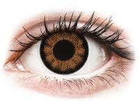 Alensa.nl - Contactlenzen - Bruine Sexy Brown contactlenzen - met sterkte - ColourVUE BigEyes