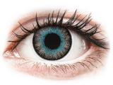 Alensa.nl - Contactlenzen - Blauw en Grijze contactlenzen - met sterkte - ColourVUE Fusion
