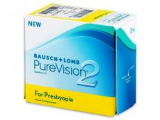 Purevision 2 for Presbyopia (6lenzen)