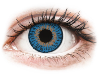 Alensa.nl - Contactlenzen - Expressions Colors Dark Blue - met sterkte