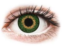 Alensa.nl - Contactlenzen - Groene Expressions Colors - met sterkte