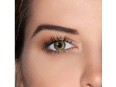 FreshLook ColorBlends Gemstone Green - met sterkte (2 lenzen)