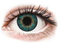 Alensa.nl - Contactlenzen - FreshLook ColorBlends Turquoise - met sterkte