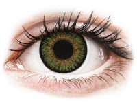 Alensa.nl - Contactlenzen - FreshLook One Day Color Green - zonder sterkte