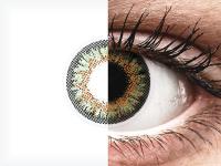 ColourVue One Day TruBlends Green - met sterkte (10 lenzen)