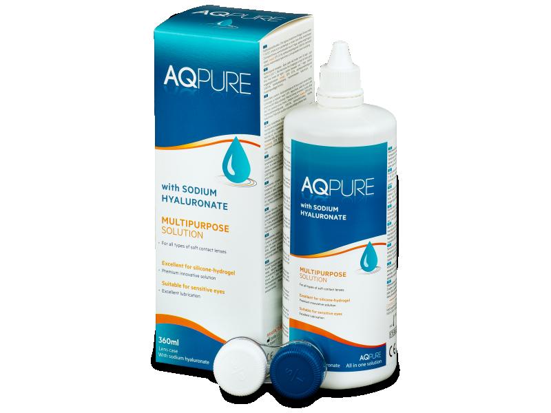 AQ Pure 360 ml Lenzenvloeistof