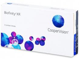 Biofinity XR (3 lenzen) - CooperVision