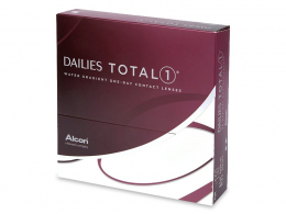 Dailies TOTAL1 (90lenzen) - Alcon