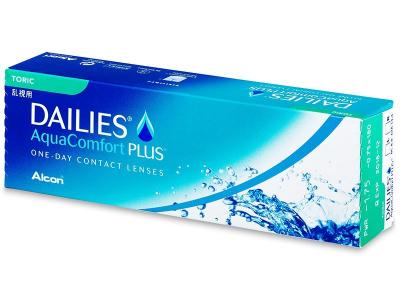 Dailies AquaComfort Plus Toric (30lenzen)