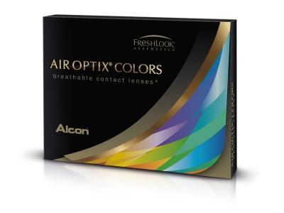 Air Optix Colors - met sterkte (2 lenzen)