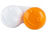 Alensa.nl - Contactlenzen - Lenzenhouder 3D - Oranje