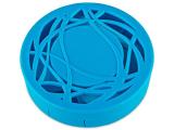 Alensa.nl - Contactlenzen - Lenzenhouder kit met spiegel - blauwe versierd