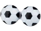 Alensa.nl - Contactlenzen - Lenzenhouder Voetbal - Zwart