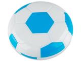 Alensa.nl - Contactlenzen - Lenzenhouder kit met spiegel Voetbal - blauw