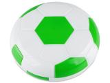 Alensa.nl - Contactlenzen - Lenzenhouder kit met spiegel Voetbal - groen