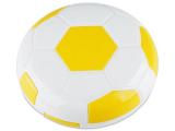 Alensa.nl - Contactlenzen - Lenzenhouder kit met spiegel Voetbal - geel