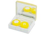 Alensa.nl - Contactlenzen - Lenzenhouder kit met spiegel - Elegant goud
