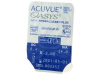 Acuvue Oasys (12lenzen)