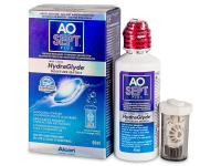 Alensa.nl - Contactlenzen - AO SEPT PLUS HydraGlyde Lenzenvloeistof 90ml