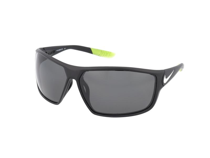 Nike Ignition P Matte Black White-Grey Polarized Lens