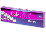 Alensa.nl - Contactlenzen - TruBlends One Day Rainbow, plano